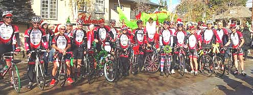 58th Annual Los Gatos Children's Holiday Parade